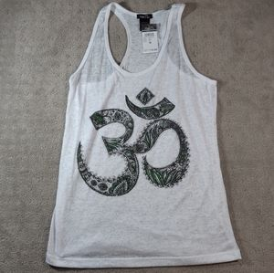 NWT Rue21 Graphic Tank Top